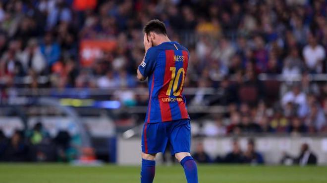El Supremo confirma la condena de 21 meses de prisión a Messi