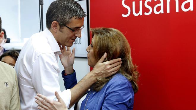 Madina y José Carlos Díez renuncian a defender su ponencia en el 39 Congreso
