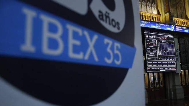 El Ibex-35 afloja al final y se le escapan los 10.900 puntos