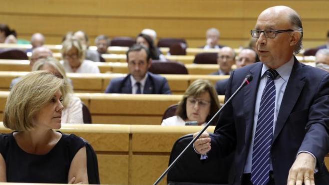 El PP ve «muy corto recorrido» a la querella contra Montoro