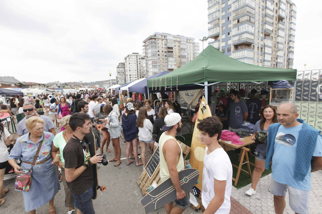 Festival Surf, Music & Friends, en Salinas