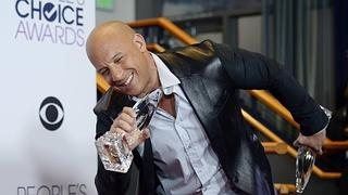 'Fast & Furious 7' arrasa en los People Choice's Awards