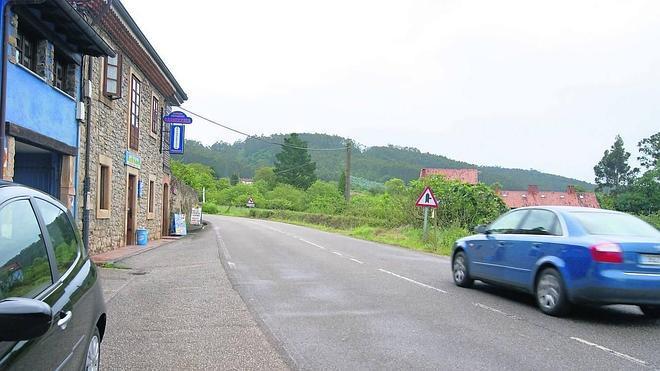 Fomento reforzará la seguridad vial en la parroquia de Seloriu