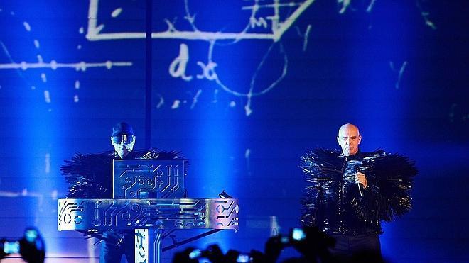Sonido Pet Shop Boys para el verano gijonés