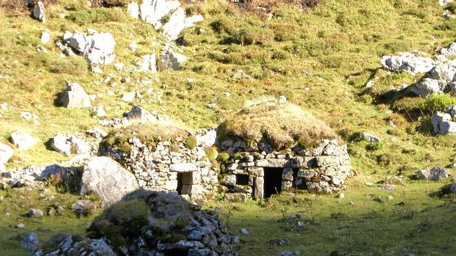 Corros, construcciones ancestrales en peligro