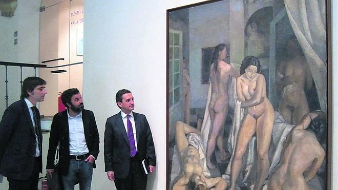 El Bellas Artes mostrará sus entrañas