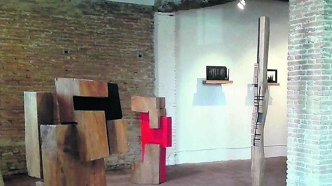 Basagoiti expone 'A pesar de Newton' en Gerona