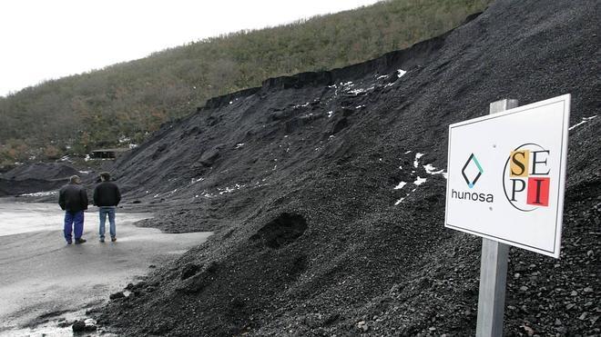 La Audiencia desestima la apelación de Hunosa sobre el carbón desaparecido