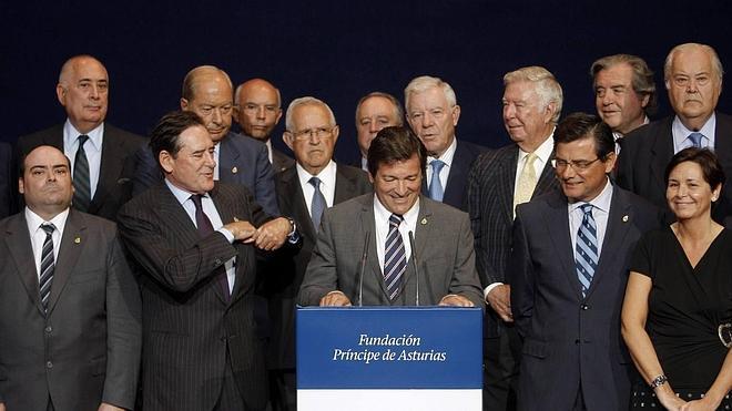 Cuarenta candidaturas de 32 nacionalidades optan al Premio Príncipe de Asturias de la Concordia 2014