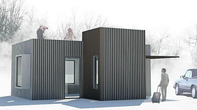 Arcelor mostrará en Avilés su nuevo sistema de construcción residencial con acero
