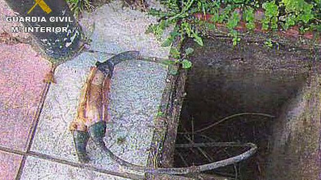 Tres detenidos por robar cable de cobre del alumbrado de Colunga, Caravia y Villaviciosa