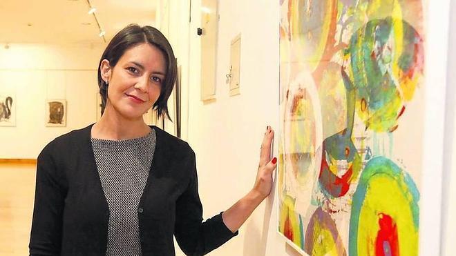 Arantxa Villalba expone en el Antiguo Instituto