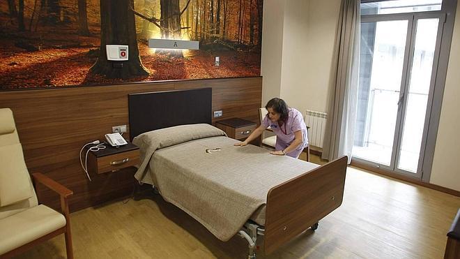 El geriátrico de Felechosa reduce sus tarifas para atraer a más residentes