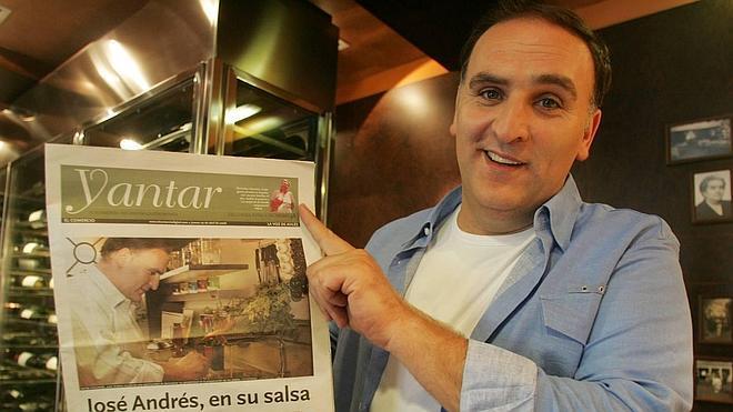 José Andrés: el cocinero global