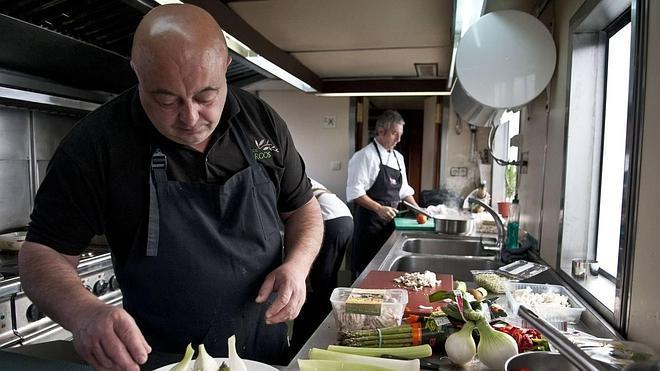 «Los cocineros tienen que conocer mejor los productos asturianos»