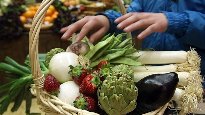 Productos de temporada, comer bien y barato