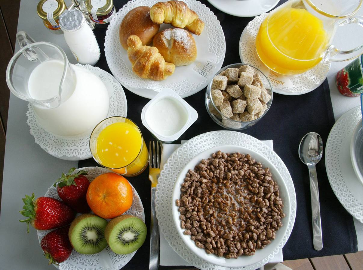 Desayunos perfectos... Y además rápidos y baratos