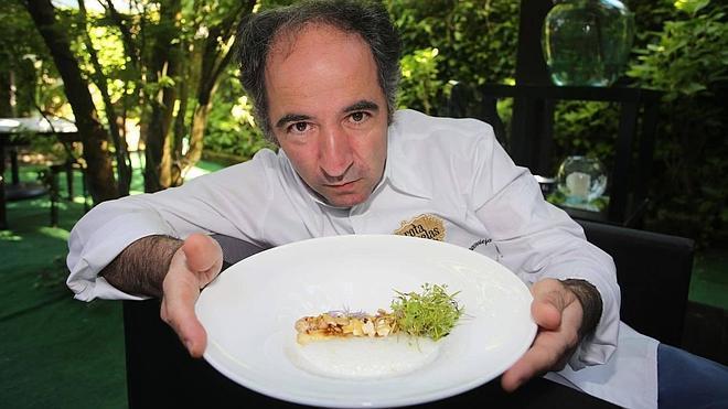 José Antonio Campoviejo, cocina del recuerdo con técnicas del siglo XXI