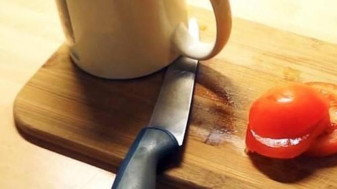 Cómo afilar cuchillos y tijeras fácilmente