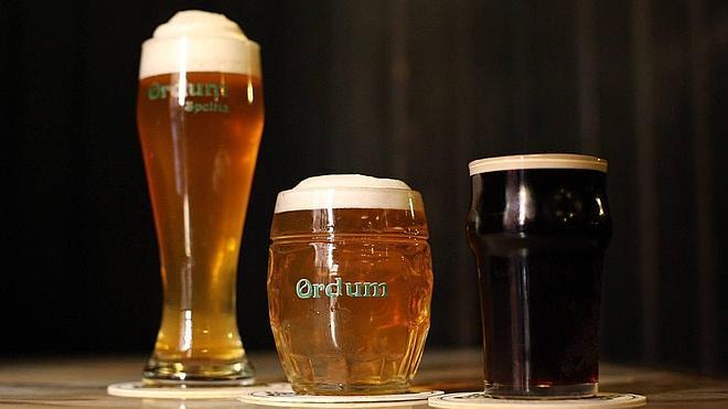 Asturias recupera su cerveza