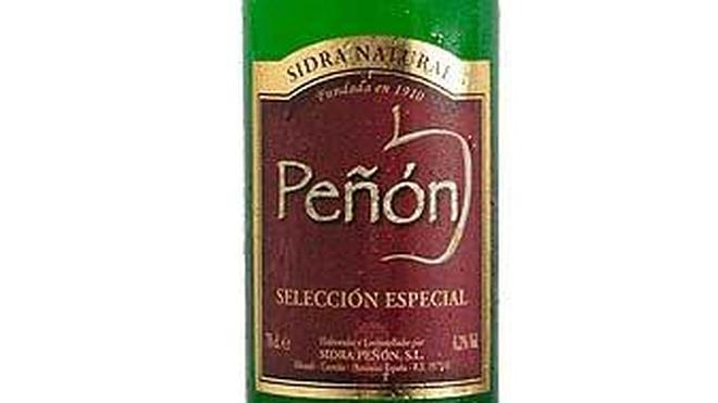 Sidra Peñón. Selección Especial