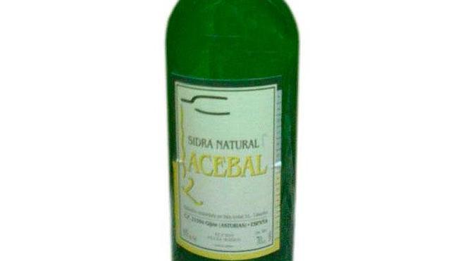 Sidra Natural Acebal