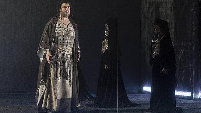Stuart Skelton abandona su participación en la ópera 'Samson et Dalila'