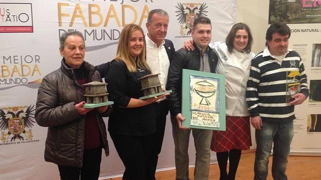 Los Pomares de Gijon consigue el premio a 'La Mejor Fabada del Mundo'