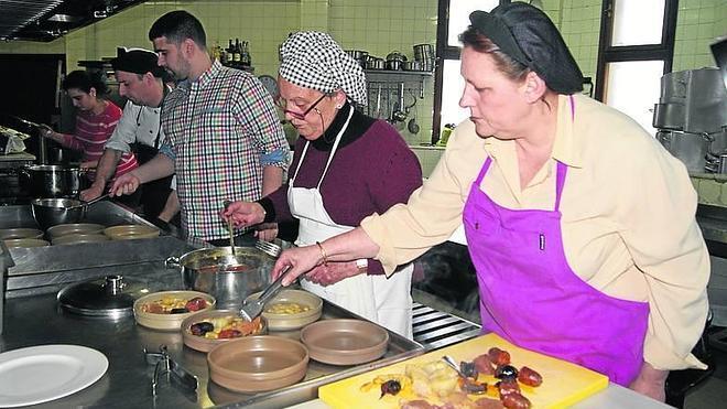 La mejor fabada se cocina en Gijón