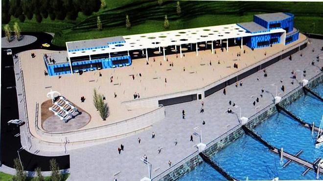 El plan para los servicios náuticos de Luanco necesitará cuatro millones