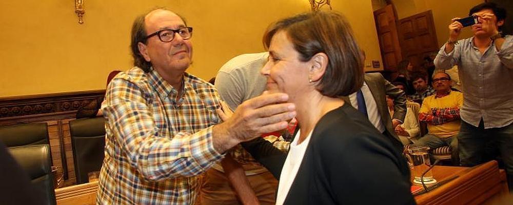 Carmen Moriyón inicia un mandato marcado por la necesidad de alcanzar acuerdos