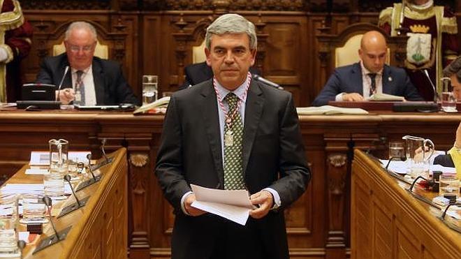 Mariano Marín: «Tocan años de sentido común, altura de miras y responsabilidad»