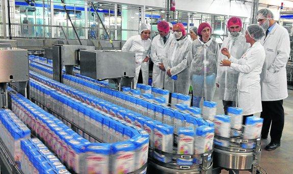 Resultado de imagen para IMAGENES DE FABRICA DE Nestlé