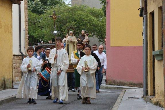 Resultado de imagen para procesión de misa