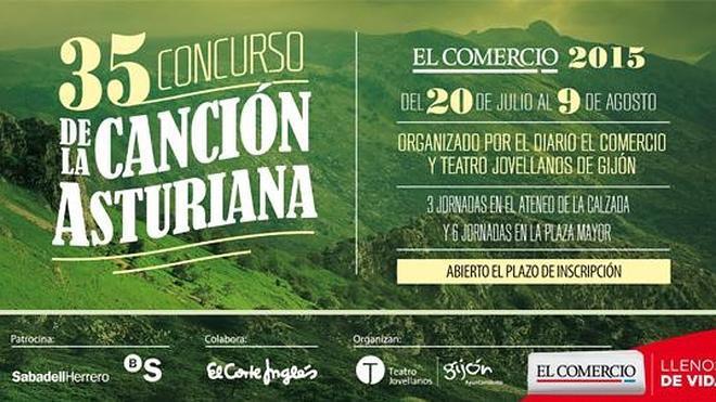 35 Concurso de la canción asturiana