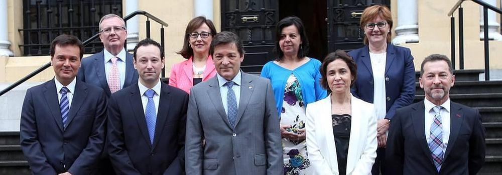 La necesidad de diálogo y el compromiso de investidura con IU, principales objetivos del nuevo Consejo de Gobierno