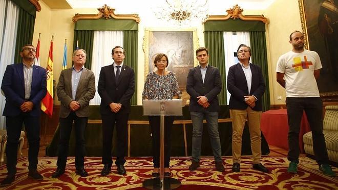 «Gijón reivindica ser escuchada. Sin inversión, no hay estación»