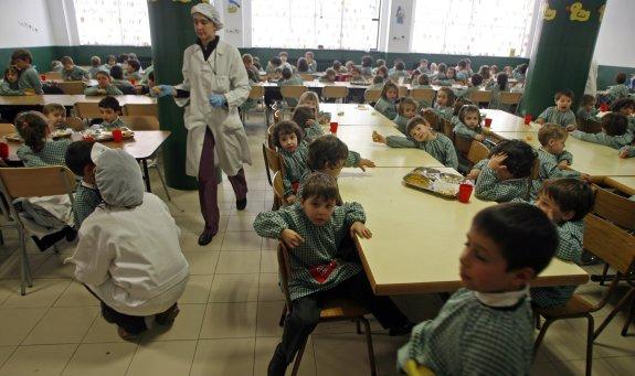 El 25% de las becas de comedor benefician a los alumnos de La ...