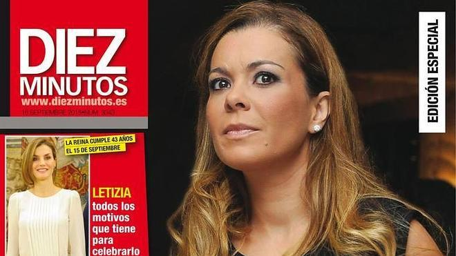 ¿Qué le pasó a María José Campanario?
