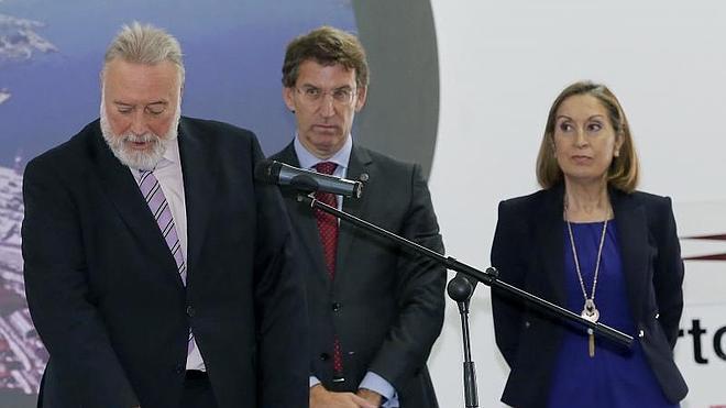 El convenio de la autopista del mar de Vigo se firmará el 9 de noviembre