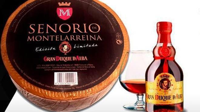 Reny Picot saca al mercado un queso único con aromas de brandy