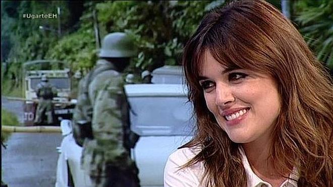Adriana Ugarte hace llorar a Pablo Motos