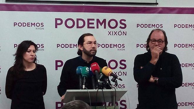 Podemos reclama al Principado lo que pide el PSOE para el presupuesto gijonés