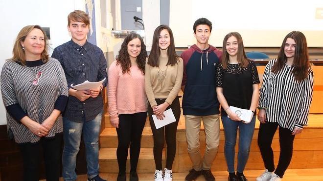 Un equipo del Santo Ángel gana STARTinnova en la categoría de primero de Bachillerato