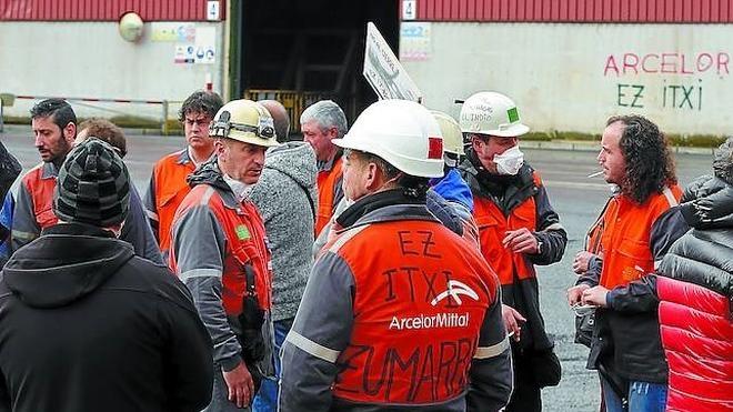 Arcelor ofrece recolocaciones en Asturias a la mayoría de la plantilla de Zumárraga
