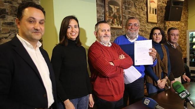 Los críticos del PP de Gijón piden responsabilidades por la anulación del congreso local