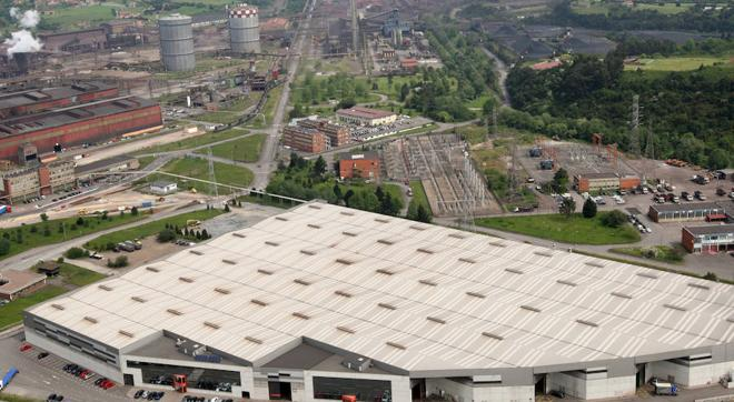 Red Eléctrica corta dos horas el suministro a Arcelor, AZSA y Alcoa