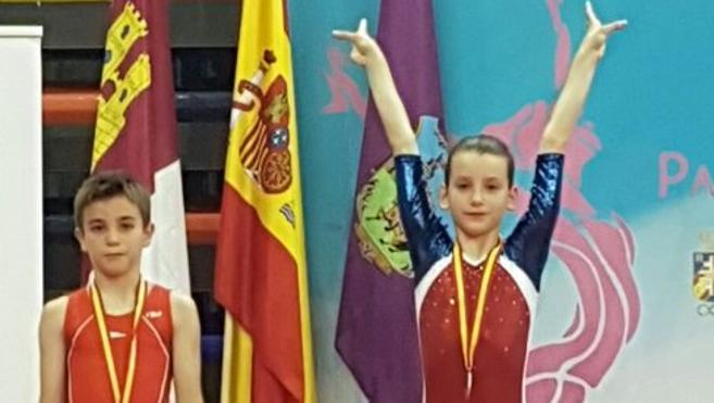 Los grupistas suman más metales en los Campeonatos de España