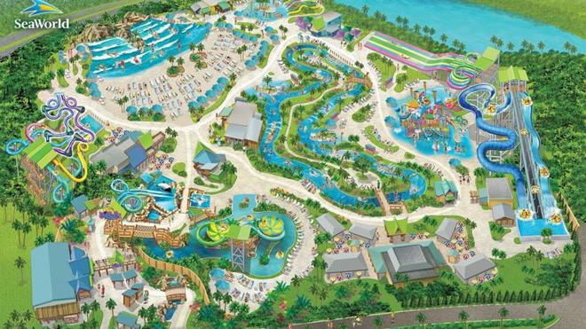 ¿Un parque acuático en Los Pericones?