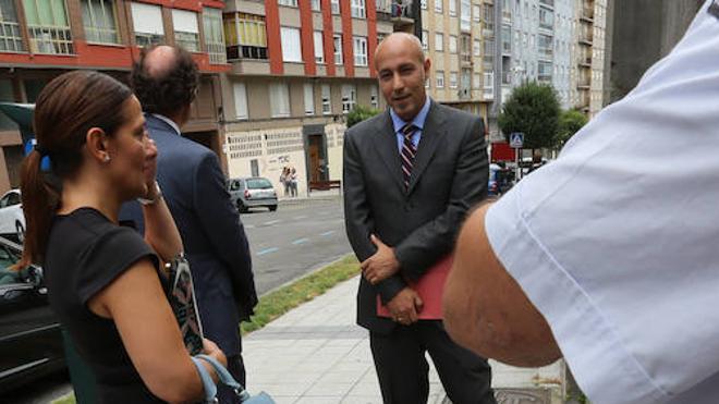 Daniel García Becerril se presenta ante un notario de Oviedo y pide la liquidación de Melca